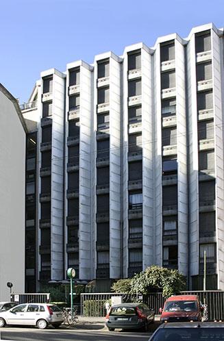 Residence milano appartamenti fiera il residence for Milano appartamenti